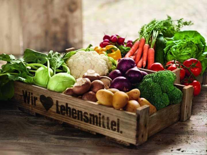 Gemüsekiste Regensburg
