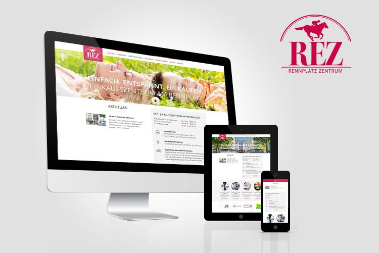 Neue Rennplatz Webseite online
