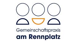 Logo Gemeinschaftspraxis am Rennplatz