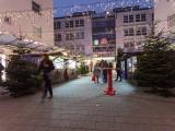 Weihnachtsmarkt im REZ