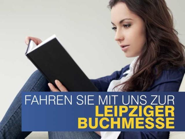 Buchmesse Leipzig mit der Buchhandlung Buecherwurm