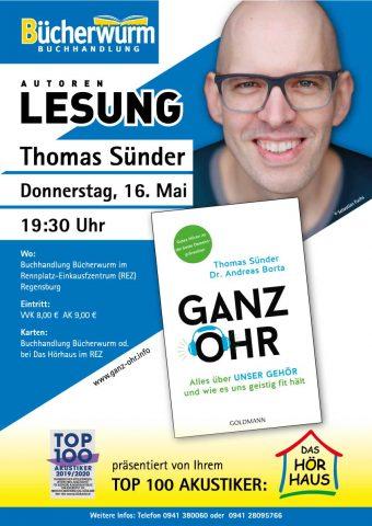 Rennplatzzentrum-Lesung-Thomas-Suender-Buecherwurm
